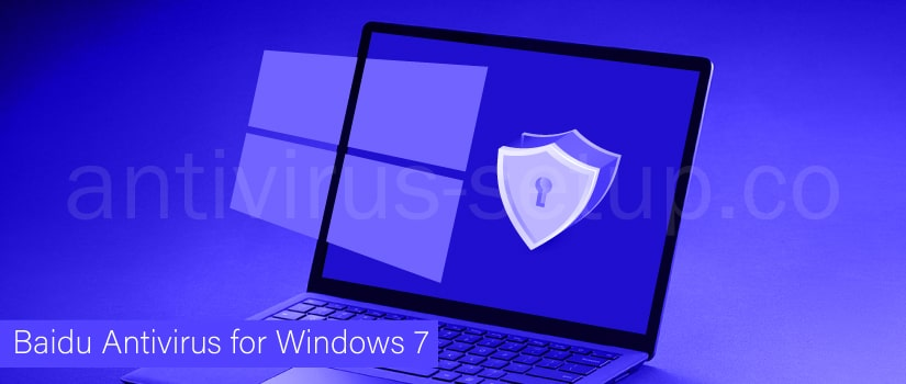 Baidu Antivirus for Windows 7