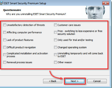 Get Eset Security Windows 7